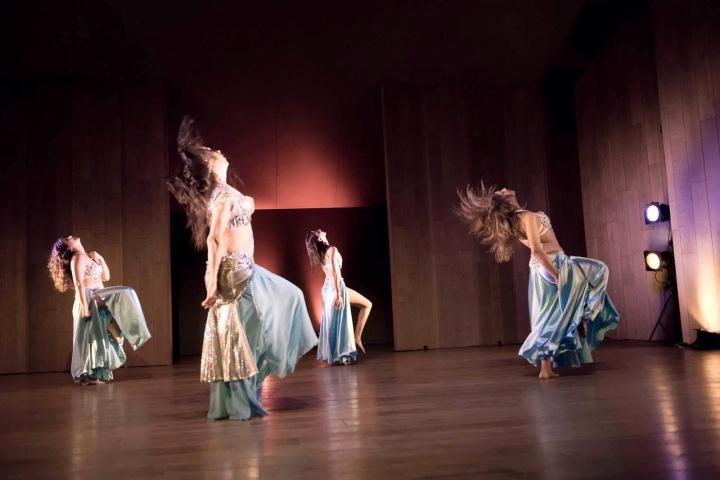 La danse orientale, une danse sensuelle aux nombreusesvertus…